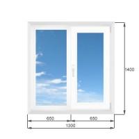 Готовые окна пвх для хрущевки - установить