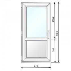 Балконные двери - наши окна - магазин готовых пластиковых ок.