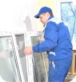Подготовка к установке пластикового окна
